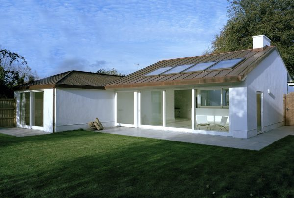 Low Energy Private House